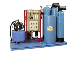 Reverse Osmosis Systems provide pure, mineral-free water.