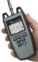 Cable Tester quantifies unpowered coax systems.