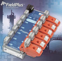 Fieldbus Wiring Hubs allow live connection in hazardous areas.