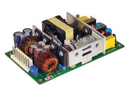 Power Supplies suit medical and industrial applications.