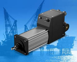 DC Actuators suit process control valves in hazardous areas.