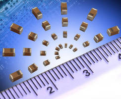 Tantalum Chip Capacitors deliver high CV value.