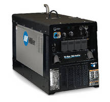 Welder/Generator offers optional turbocharged diesel engine.