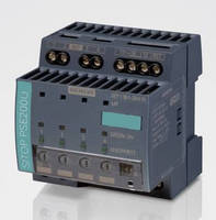 Power Monitor Module enables channel-specific diagnosis.