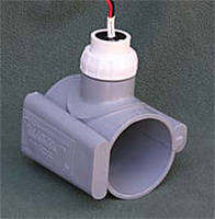 Turbine Flow Sensor is suited for underground installations.
