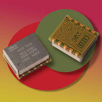 Frequency Translator/Jitter Filter translates inputs between 8-250 MHz.