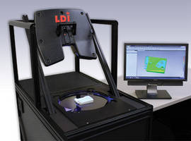 Inspection Grade 3D Scanning System is accurate to within 25 microns.