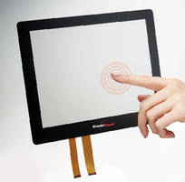 Capacitive Touchscreens feature all-glass construction.