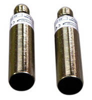 Inductive Proximity Sensor detects conductive metal objects.