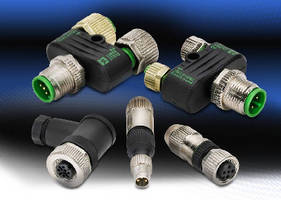 Connectors and Couplers terminate field devices.