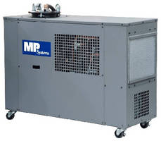 Coolant System/Chiller Unit targets metalcutting machinery.