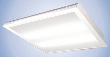 Recessed LED Luminaire offers alternative to fluorescents.
