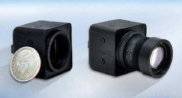 Short Wave IR Camera suits military imaging applications.