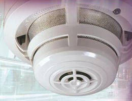 Combination Fire/CO Detector meets CO legislation requirements.