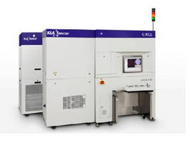 Wafer Inspection System detects defects on all surfaces.