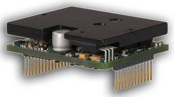 Digital Servo Drives are designed for embedded applications.
