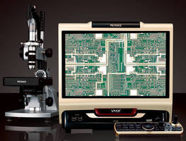 Digital Microscope provides automated measurement function.