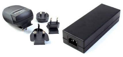 Medical External Power Supplies deliver Level V efficiency.
