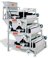 Roll Separators purifies product via powerful magnets.