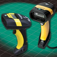 Barcode Reader operates in hazardous locations.