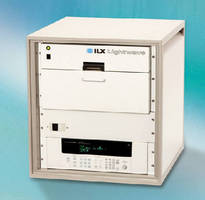 Calibration System supports laser diode test system.