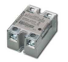 General Purpose Solid State Relays  control large resistance heaters.