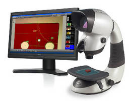 Image Capture Software offers dimensioning capability.