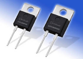 JFET Power Transistors support 650 V switching.