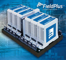 Fieldbus Power Supply offers redundancy, online diagnostics.