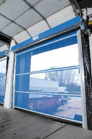 Customizable High-Speed Door operates at up to 30 ips.