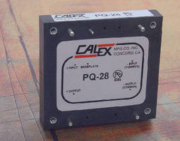 Power Conditioning Module features 10:1 input range.