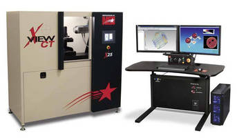 Ultra-Hi-Res X-Ray/CT System looks into small and medium objects.