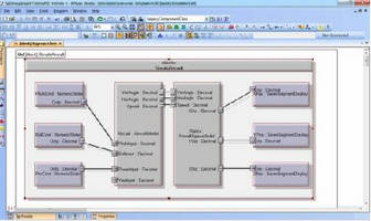 Software Development Tool offers system level simulation.