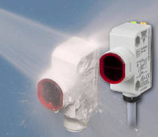 Photoelectric Sensors feature IP69K rating.