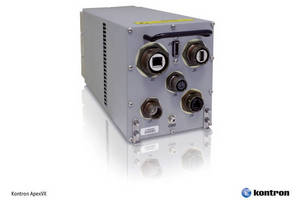 Rugged Computer is designed for military and avionics use.