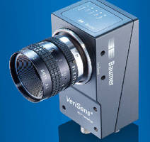 C-Mount Vision Sensors  offer integrated flash controller.