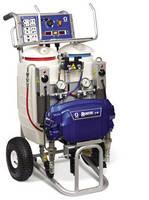 Polyurea Spray Coating protects cut foam projects.