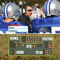 Scoreboard Software delivers instant, automatic CG updates.