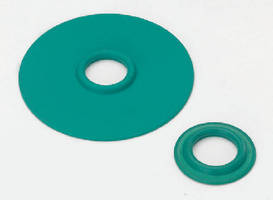 Raintight Reducing Sealing Washers eliminate need for caulking.