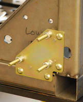 Workholding Magnet accelerates alignment during welding.