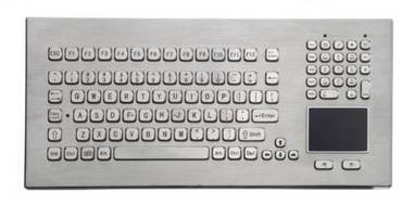 Ruggedized Keyboards are ATEX-approved.