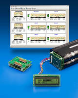 Battery Controller Modules regulate 1-32 Li-Ion battery packs.