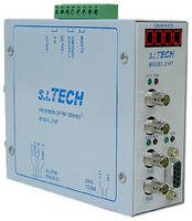 Fiber Optic Repeater offers auto speed detection.