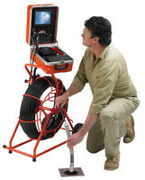 Portable Video Inspection System comes in all-in-one package.