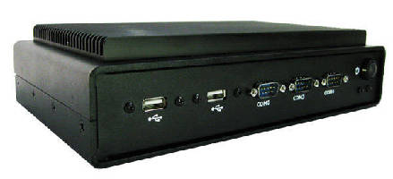 Industrial SFF Computer features fanless design.