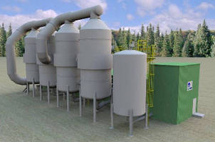 Modular Evaporator System  targets oil sands market.