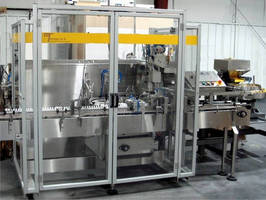 Bottle Filling/Capping Machine has fully mechanical design.