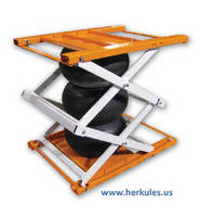 Air Scissor Lift optimizes pallet ergonomics.