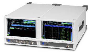 Signal Generators and Analyzers offer IEEE 802.11ac capability.