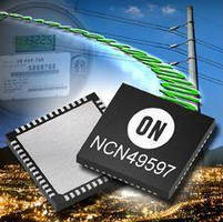 PLC Modem SoC suits smart metering, building automation markets.